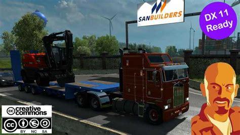 kenworth  ets  dx ets mods euro truck simulator  mods etsmodslt