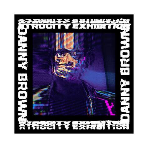 Special Edition X Original Barcode Bpom danny brown atrocity exhibition special edition vinyl lp