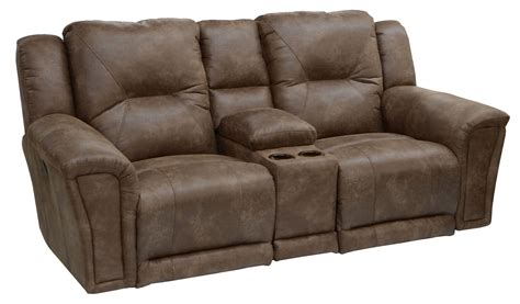 lay flat reclining sofa collin power lay flat reclining console loveseat with