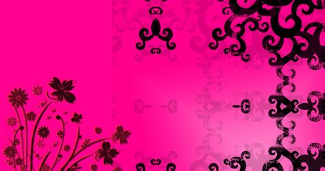 pink wallpaper b q b q pink and black wallpaper free download wallpaper