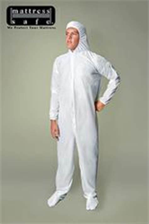 bed bug suit mattress safe inc provides reusable inspection suit