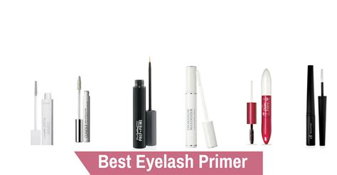 Best Mascara Primers by Best Eyelash Primer Of 2018 Make Up By Chelsea