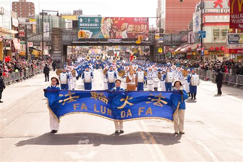 new year parade hours new year parade in flushing brings community