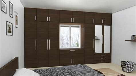 wardrobe with loft design ideas