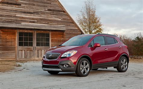 2013 buick encore pictures 2013 buick encore front three quarter photo 1