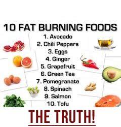 7 vegetables that burn the secret of burning foods musclehack
