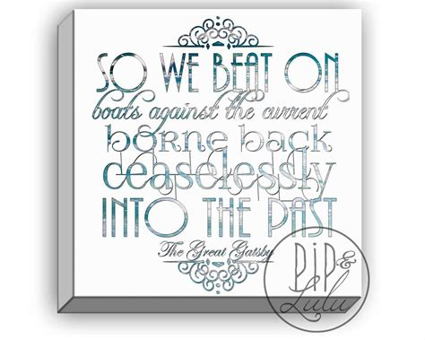 boat quotes great gatsby 20 collection of great gatsby wall art wall art ideas