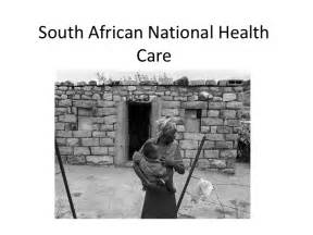 Connected Care South Africa South National Health Care