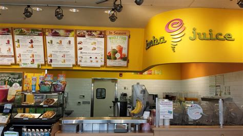 Mba Bend Oregon by Jamba Juice In Bend Oregon