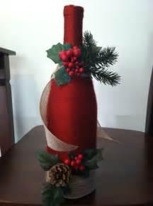 weinflaschen le weinflaschen zu weihnachten als geschenk verpacken
