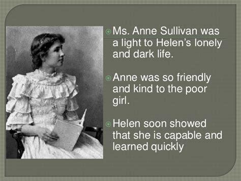 helen keller brief biography helen keller the story of my life