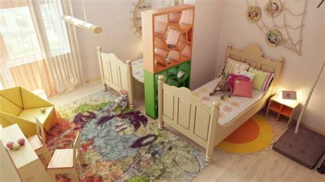 kinderzimmer teilen geschwister 1001 raumteiler ideen f 252 r offene bauweise zum inspirieren