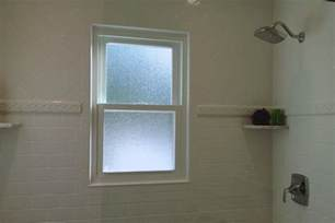 Bathroom Shower With Window Window In The Shower What You Should Do