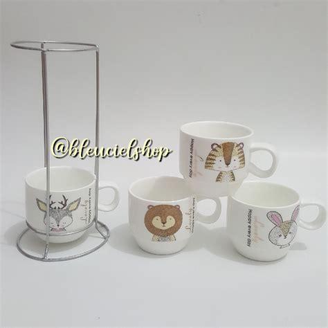 wow  gambar lucu minum kopi pake gelas besar richa gambar