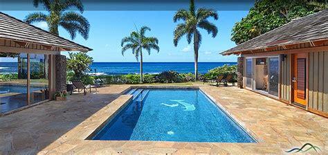 new poipu rental kauai oceanfront splendor at hale