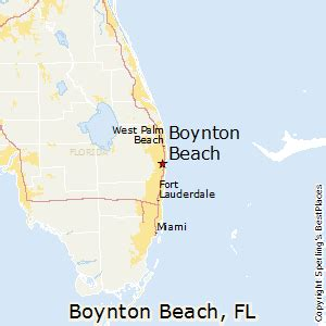 map of boynton florida best places to live in boynton florida