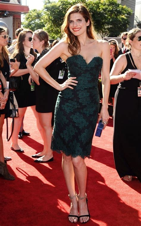 Style Lake Bell by Lake Bell Strapless Dress Lake Bell Clothes Looks