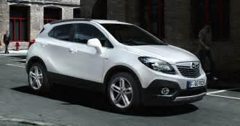 Opel Suv Mokka Opel Mokka Kompaktowy I Elegancki Suv Opel Polska