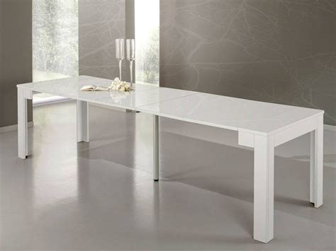 tavoli a consolle allungabili prezzi magic consolle tavolo consolle allungabile in legno 3 metri
