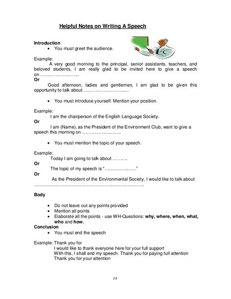 Letter Introduction Afternoon Guidelines On Writing Essays Spm