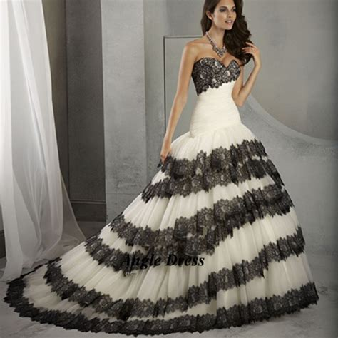 black bridesmaid dresses for every style of wedding new fashion white and black wedding dresses lace mermaid