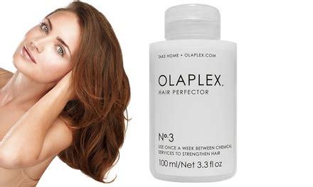 olaplex price olaplex hair perfector no 3 100ml groupon goods