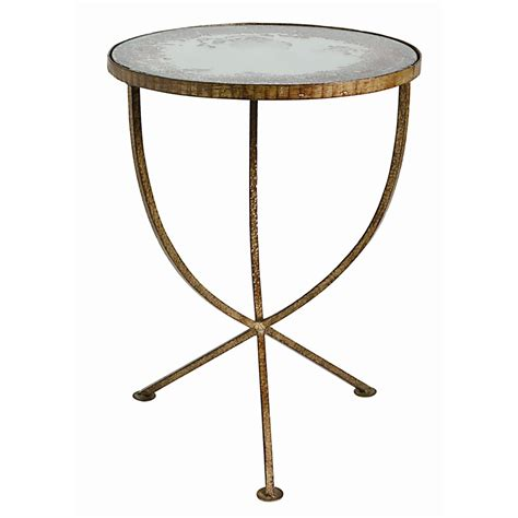 copy cat chic arteriors sojourn accent table