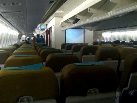 inside garuda s b747 400 ga 612 cgk upg picture of