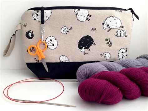knitting project bag knitting project bag sewing pattern images craft