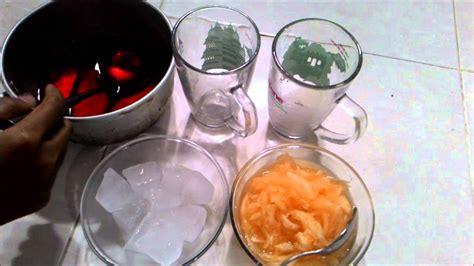 membuat es buah youtube resep dan cara membuat es buah blewah segar youtube