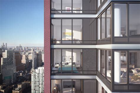 Apartments In Nyc Rent Stabilized S Newest Luxury Building Offers Rent Stabilized