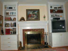 Bookshelves And Cabinets Fireplaces Page 2