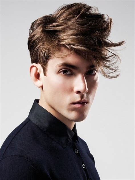 cool mens hairstyles for medium length hair cool medium length hairstyles for men c bertha fashion