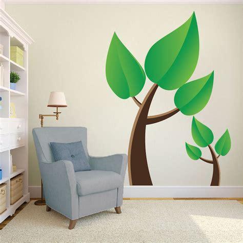 Nursery Wall Mural Decals Nursery Tree Wall Decals Nursery Wall Decal Murals Primedecals
