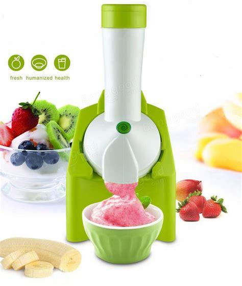 Fruit Maker diy mini electric home automatic fruit