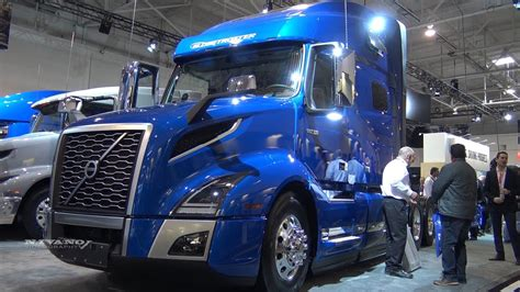 2019 Volvo Truck Colors by 2019 Volvo Vnl 64t 760 Exterior And Interior Walkaround