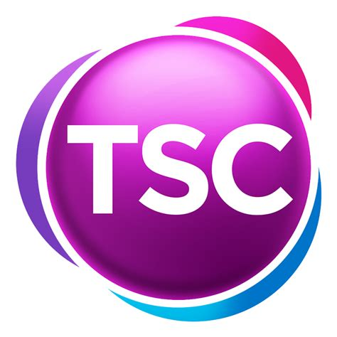 tsc food tsc logo television logonoid