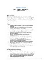 Inbound Call Center Description by Customer Service Representative Inbound Call Center Description