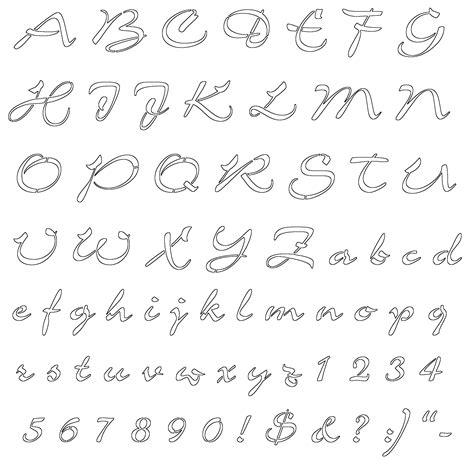 free printable letters on pinterest free printable stencils 2012 alphabet letters