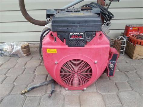 Honda Gx620 by Honda V Air Cooled Engine Gx620 Shawnigan Lake Cowichan