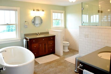 arts and crafts bathroom luxury home builders wisconsin the brio iconic collection