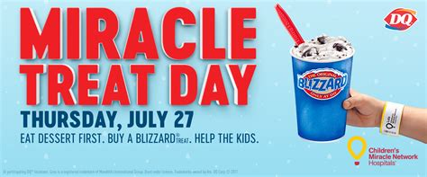Miracle Day Dairy Miracle Treat Day