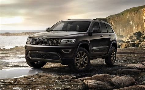jeep models 2016 2016 jeep grand cherokee 75th anniversary model wallpapers