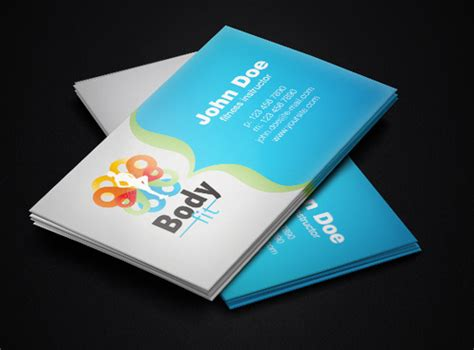 Business Card Template Ai Gotprint by Free Vector 79 Free Vector For Commercial