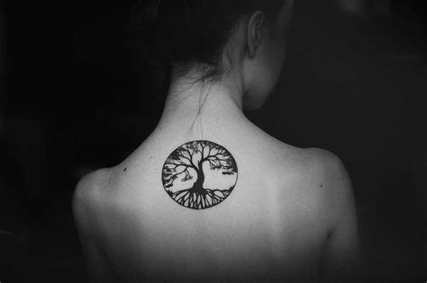 small tree of life tattoo 45 small tree of tattoos collection