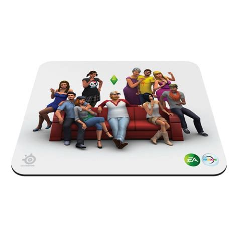 Mouse Pad Qck by Mousepad Steelseries Qck The Sims 4 Mouses Br