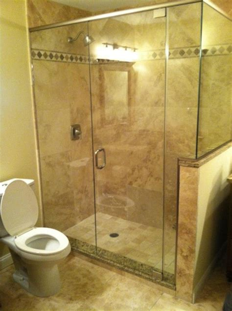 Glass Shower Enclosures Traditional Bathroom Shower Doors Cincinnati