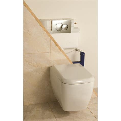 Rak Wall 150 adjustable wall hung pan support frame rak ceramics only