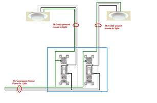change out light switch from single switch to switch need to install 2 switches to