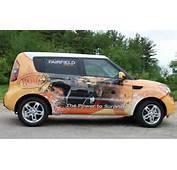 Vehicle Wrap Kia Soul Complete